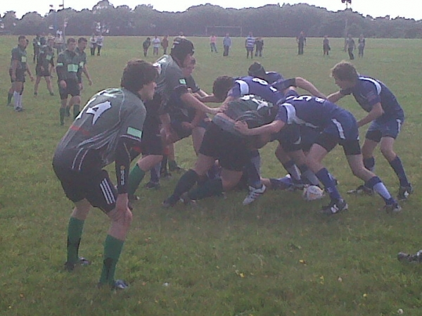 Argaum Colts 16 Kingsbridge 15