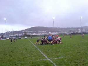 Teignmouth Colts 0 Argaum 22