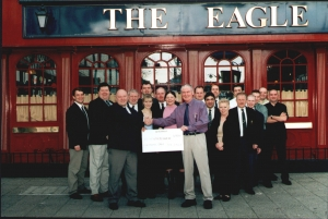 The Eagle Sponsorship Launch