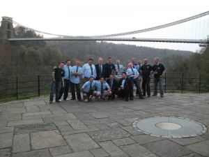 Seniors Tour Report - Bristol 2010