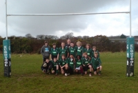 Tigers Under 13s In Competitive Action